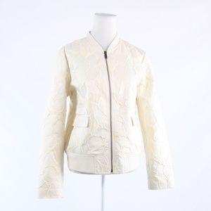 Banana Republic ivory long sleeve jacket L